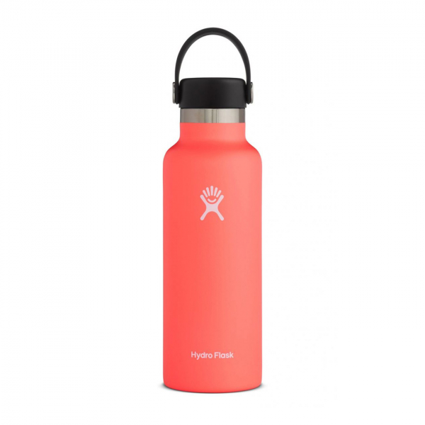 Hydro Flask 18oz Standard Mouth Bottle Hibiscus