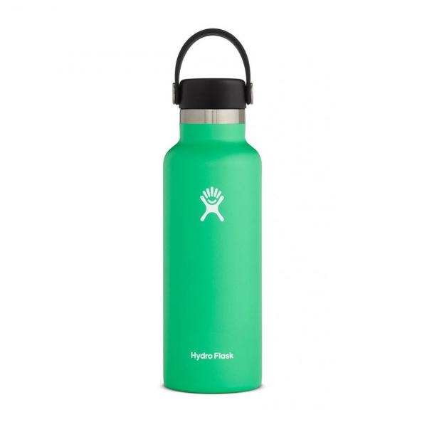 Hydro Flask 18oz Standard Mouth Bottle Spearmint