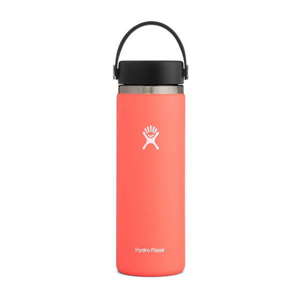 Hydro Flask 20oz Wide Mouth Bottle Hibiscus