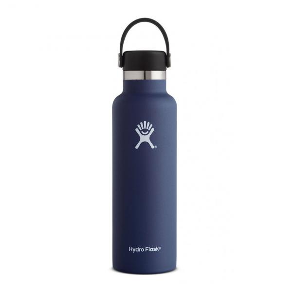 Hydro Flask 21oz Standard Mouth Bottle Cobalt