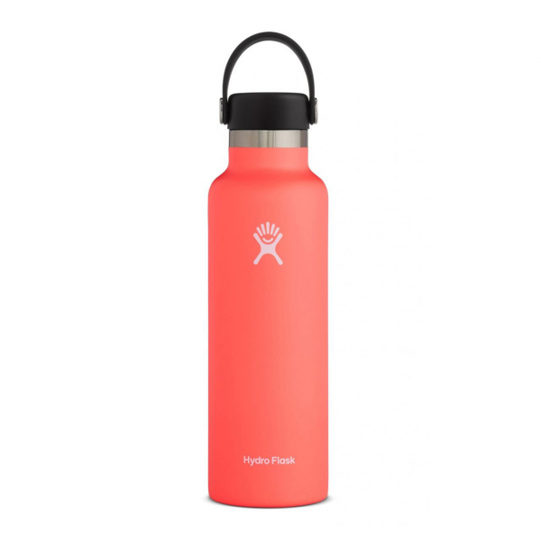 Hydro Flask 21oz Standard Mouth Bottle Hibiscus