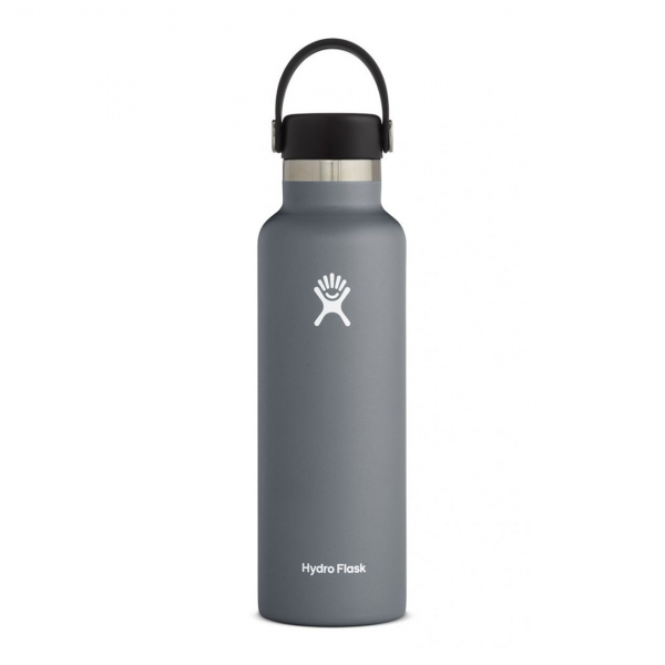 Hydro Flask 21oz Standard Mouth Bottle Stone