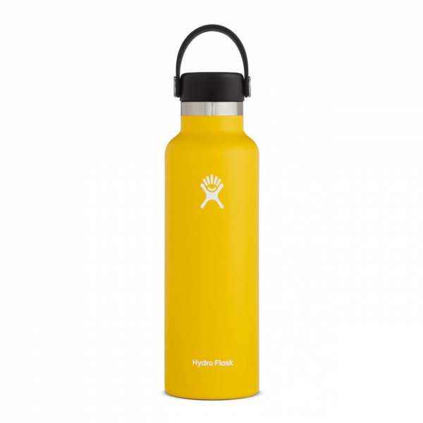 Hydro Flask 21oz Standard Mouth Bottle Sunflower
