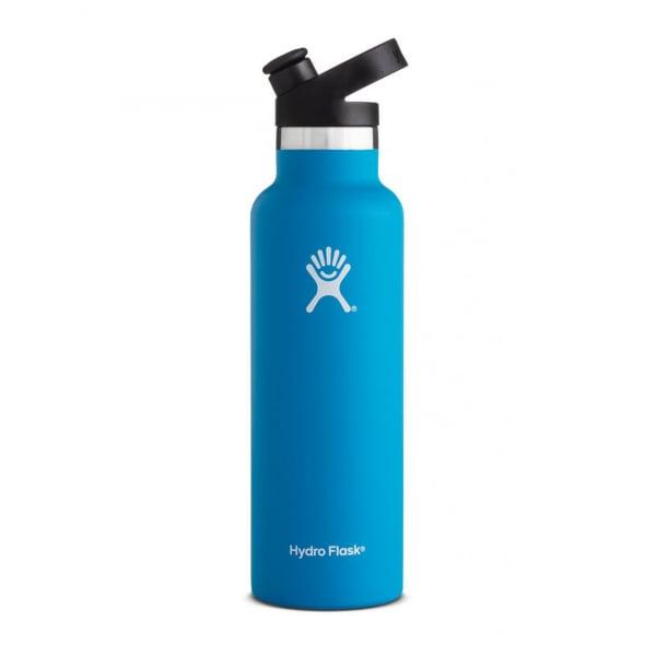 Hydro Flask 21oz Standard Mouth Sport Cap Bottle Pacific