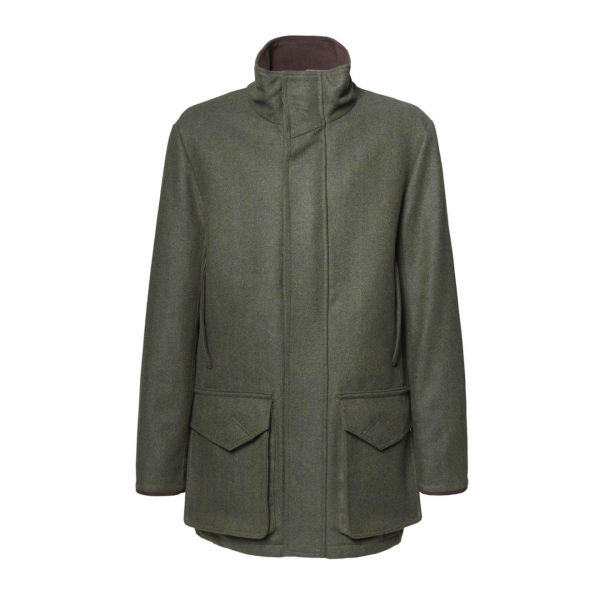James Purdey Tweed Field Coat Glenwherry