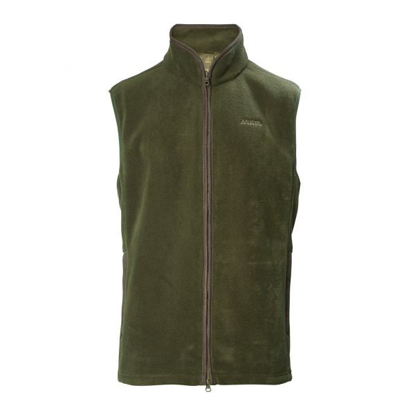 Musto Glemsford Polartec Fleece Gilet Dark Moss