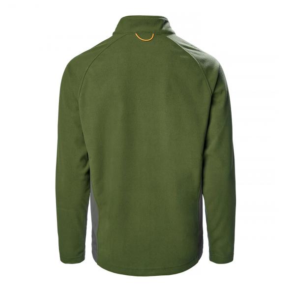 Musto HTX Full Zip Fleece Dark Moss