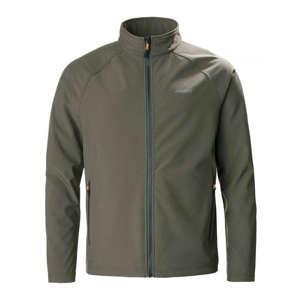 Musto Keepers Softshell Jacket Forest Green