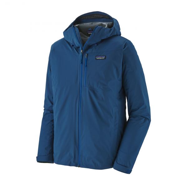 Patagonia Mens Rainshadow Jacket Superior Blue