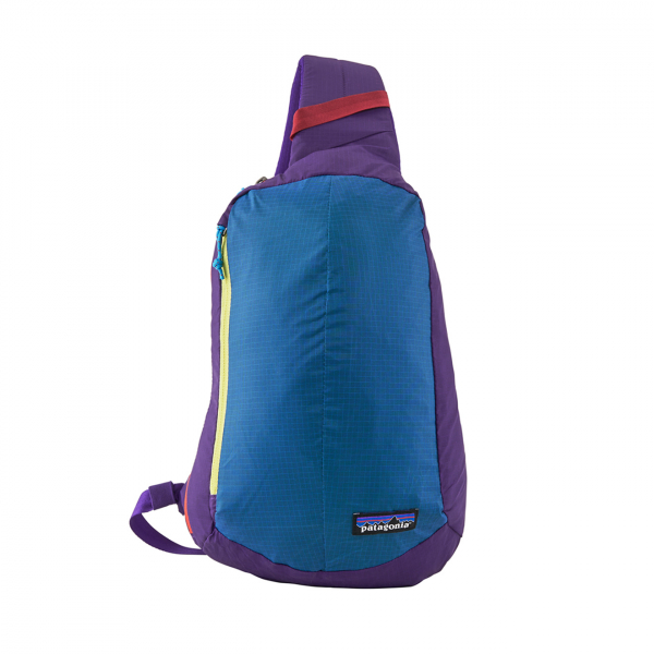 Patagonia Ultralight Black Hole Sling Patchwork Purple