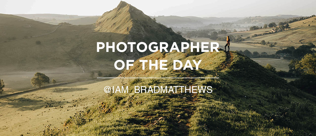 Photographer of the Day Blog Brad Matthews