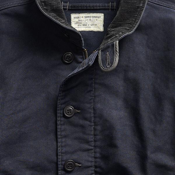 RRL by Ralph Lauren Bower Deck Jacket Navy