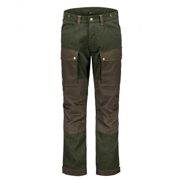 Sasta Kare Trousers Reg Dark Forest