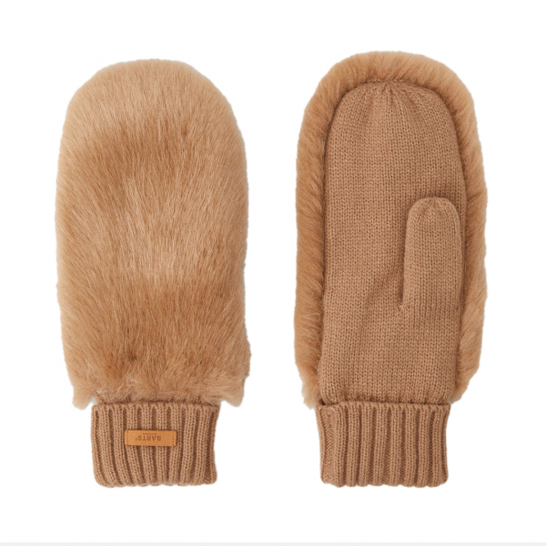 Barts Dorothy Mitts Light Brown
