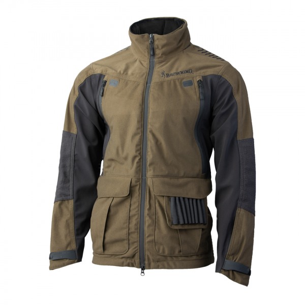 Browning XPO Light SF Jacket Dark Green