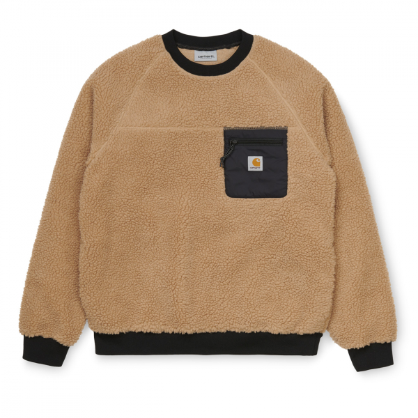 Carhartt Prentis Sweatshirt Dusty H Brown