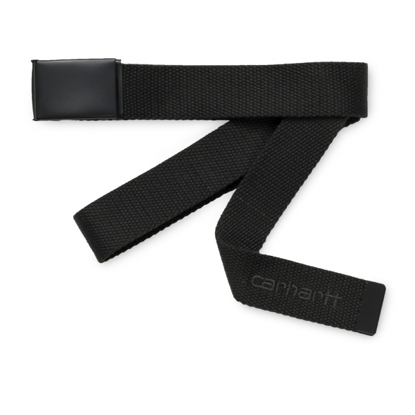 Carhartt Script Belt Tonal Black
