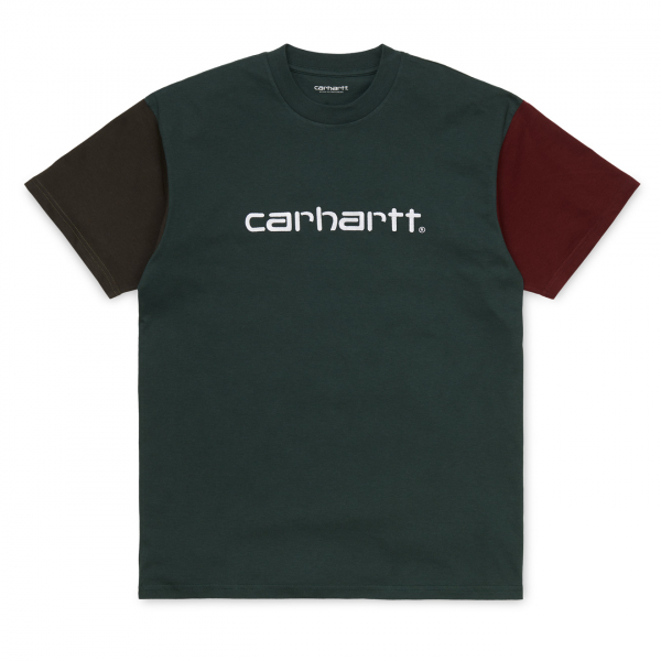 Carhartt Tricol T-Shirt Dark Teal