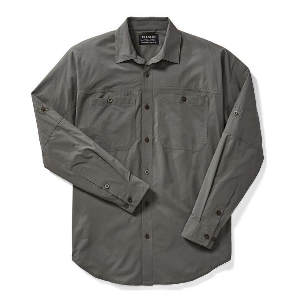 Filson Alagnak Shirt Grey Moss