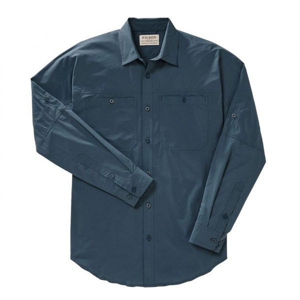 Filson Alagnak Shirt Orion Blue