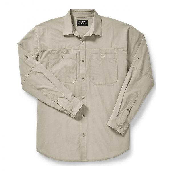 Filson Alagnak Shirt Sandbar