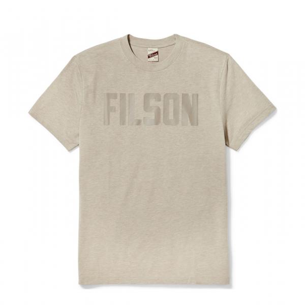 Filson Buckshot T-Shirt Sandstone