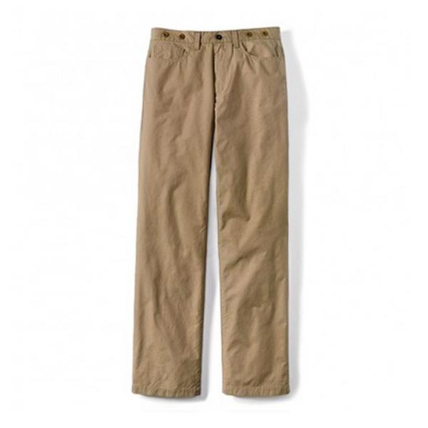Filson Guide Chino Pants Khaki Long Leg