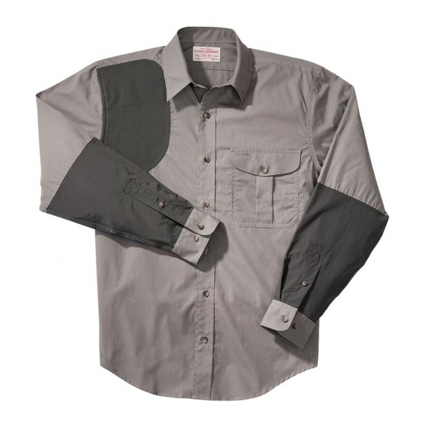 Filson Light Shooting Shirt Right Light Olive