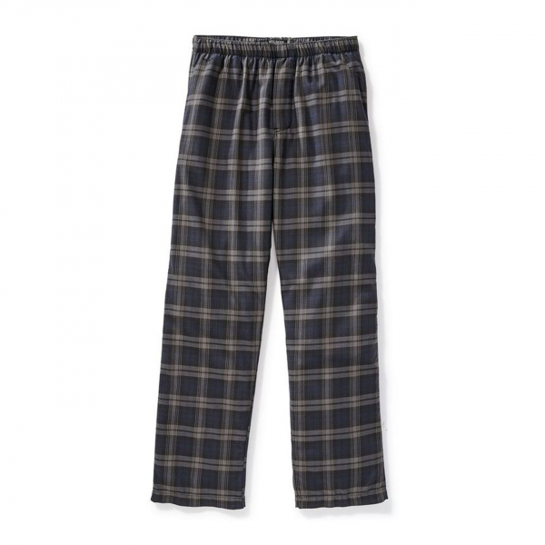Filson Lightweight Flannel Lounge Bottoms