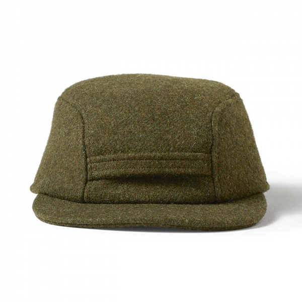 Filson Mackinaw Cap Forest Green