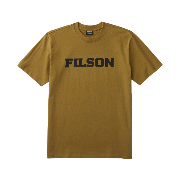 Filson Oufitter S/S Graphic T-Shirt Olive Drab