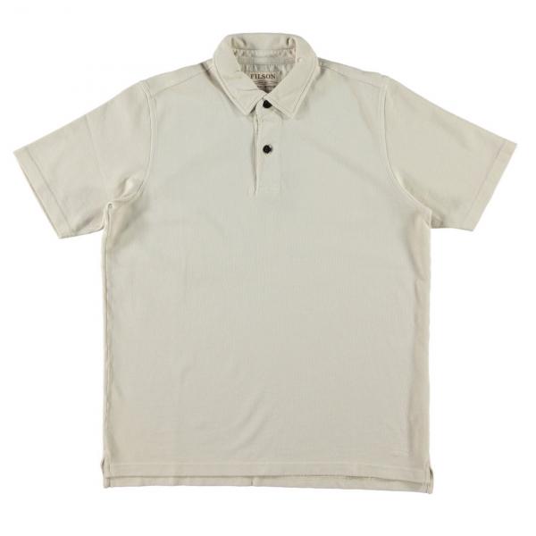 Filson Polo Shirt Stone