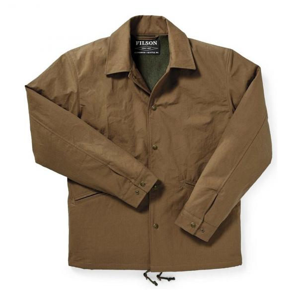 Filson Rainier Supply Jacket Light Brown