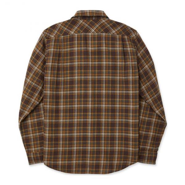 Filson Scout Shirt Brown / Tan / Otter Green Plaid