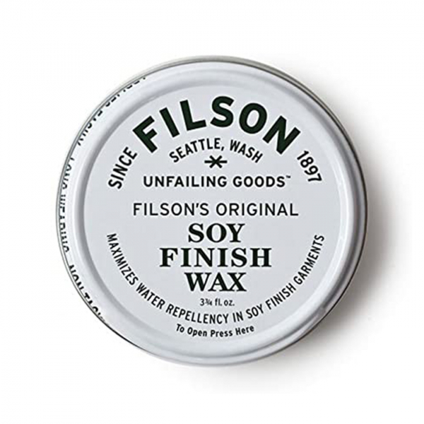 Filson Soy Finish Wax