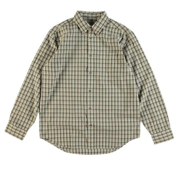 Filson Sutter Sport Shirt Cream/Olive/Red Plaid