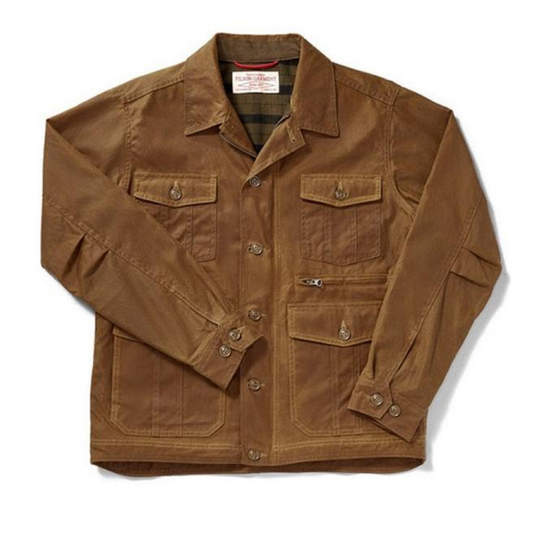 Filson Westlake Jacket Dark Tan