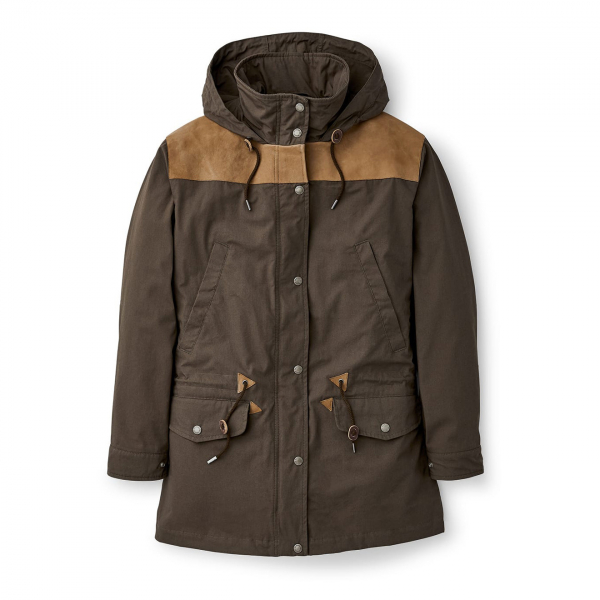 Filson Womens Mountain Parka Root