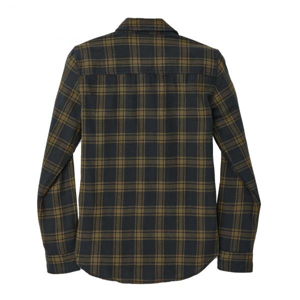 Filson Womens Scout Shirt Black / Dark Olive