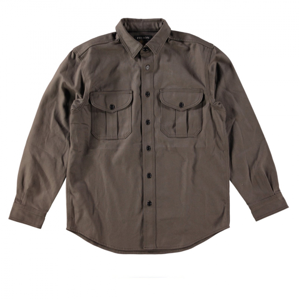 Filson Workshirt Olive Gray