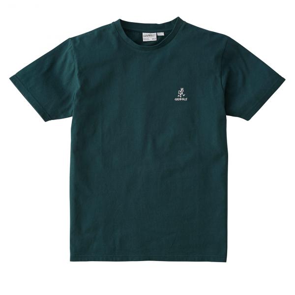 Gramicci Big Running Man T-Shirt Deep Forest