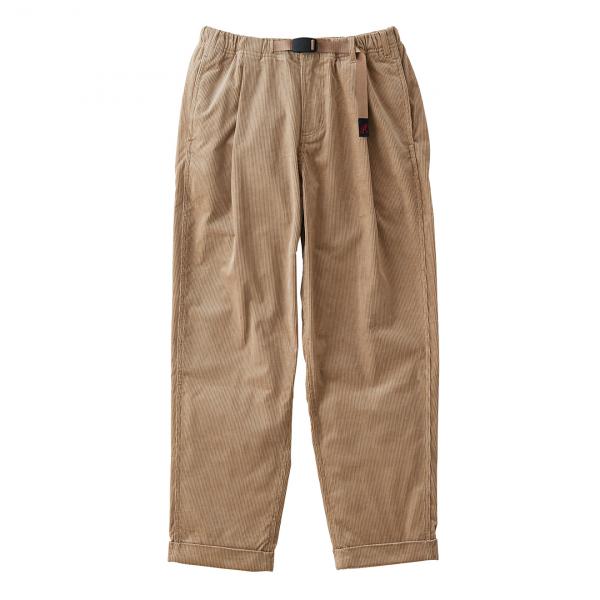Gramicci NN-Pant Just Cut Cord Trouser Beige