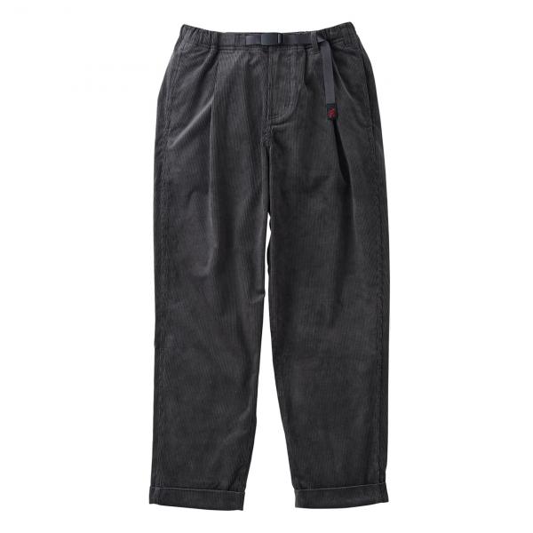 Gramicci NN-Pant Just Cut Cord Trouser Charcoal