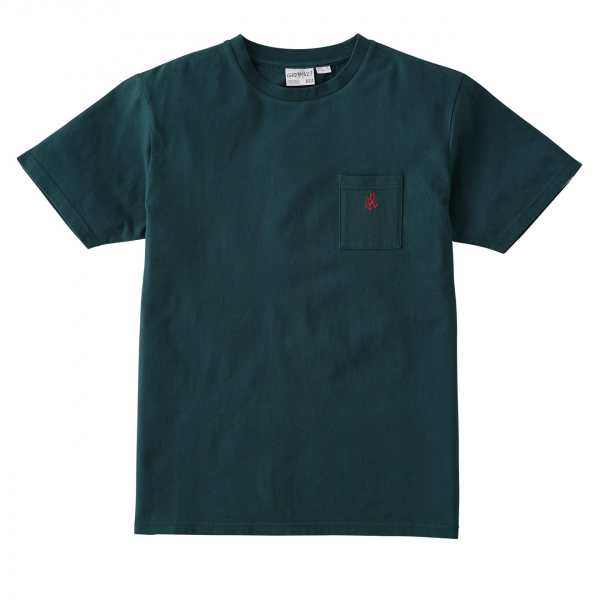 Gramicci One Point T-Shirt Deep Forest