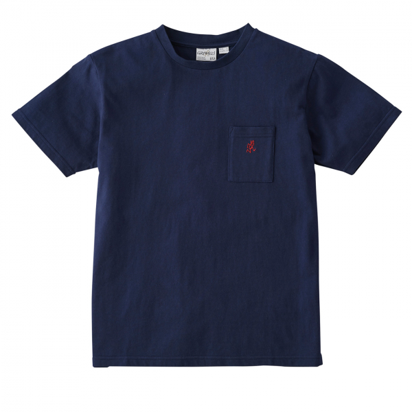 Gramicci One Point T-Shirt Navy
