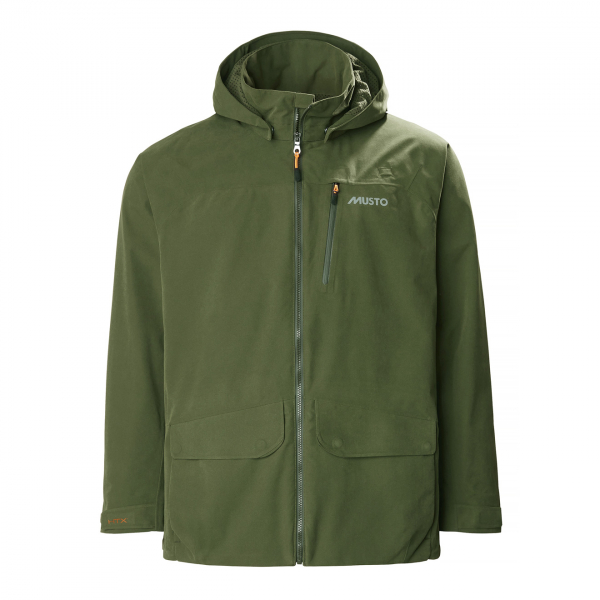 Musto HTX Keepers Jacket Dark Moss
