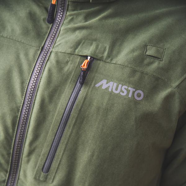 Musto HTX Keepers Jacket Dark Moss