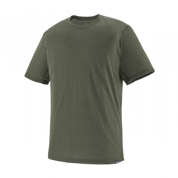 Patagonia Cap Cool Trail Shirt Industrial Green