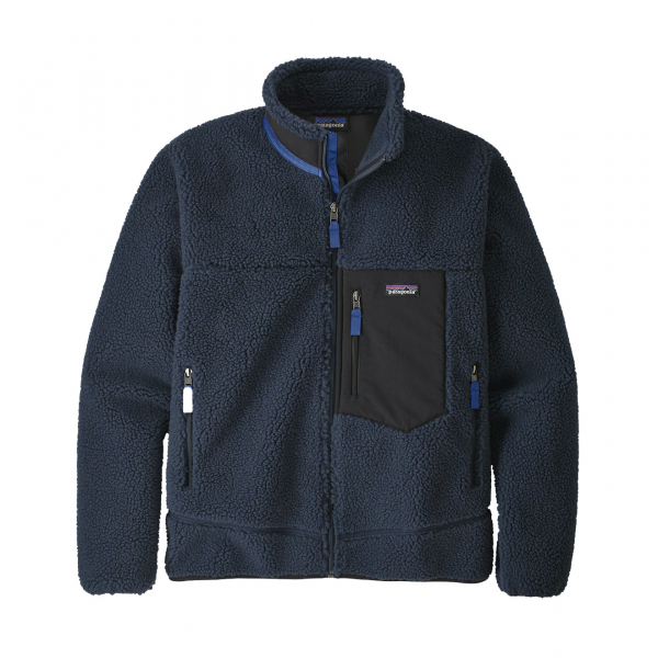 Patagonia Classic Retro-X Fleece Jacket New Navy