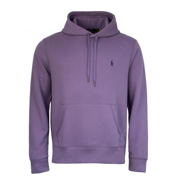 Polo Ralph Lauren Classic Hooded Sweat Purple